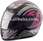 2012 DOT/ECE Full face motorcycle helmet JX-A101