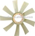 51066010200 For MAN Truck Oil fan blade