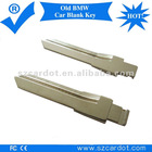 BMW car blade keys, car blank key is used for flip Key remotes,international standard dimention,brass material.