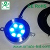 RGB high power ip68 led swimming pool lights