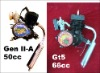 StarFire and SkyHawk 2 cycle bike gas engine kit