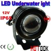 10W LED Underwater Flood Light Waterproof Floodlight 12V