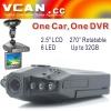 "digital dvr recorder for sercurity 2.5"" LCD camera-VCAN0425"