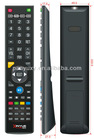 Hot sale! 3D LED /Universal TV remote control