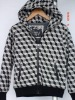 Boy's cardigan with hood pocket kigs fashion child wear