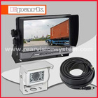 "7"" digital rear view monitor camera package 