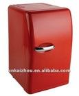 16L mini cosmetic freezer,vertical mini freezer