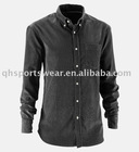 Man's Latest long sleeve flannel shirt