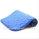 Home Fashions Plush Microfiber Bath Mat With Memory Foam