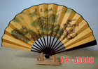 2011 bamboo hand fan for gift