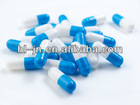 size #00/#00#B/#0/#1/#2/#3/#4 high quality halal certificate hard Empty gelatin capsule shell
