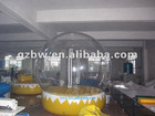 2012 hot selling inflatable christmas snow globe