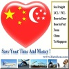 Freight From Jilin To Singapore By Retek Logistics