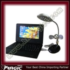 Lowest price 13 LED USB Fan with Lamp for laptop