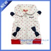 children's hot sell sleeveless coats for 2012 winter collection