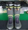 Safety rubber working boots JXJM335E