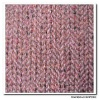 Wool Viscose Homespun Fancy Fabric