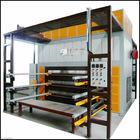 dye sublimation coating machine for profile/sheet