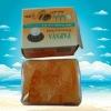 Papaya skin whitening laundry soap