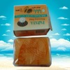 Papaya skin whitening laundry soap