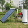 Widely Used Split Pressurized Solar System