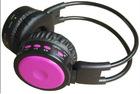 Black, purple, blue, green, orange TF card FM Wired headset