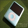 "Free shipping 100% NEW STYLE 4GB 1.8"" 3TH FM MP3 MP4 PLAYERS+Free Gift"