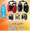 Headset sport Stereo sound mp3 player,headset mp3 player