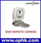 GSM REMOTE CAMERA WITH REMOTE CONTROL