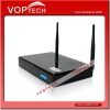 Wireless IP PBX with SIP supported