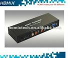 VGA+Ypbpr+R/L to HDMI Converter