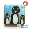 penguin Magnetic Epoxy Gift promotional items fridge magnet