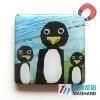 penguin Magnetic Epoxy Gift promotional items fridge magnet