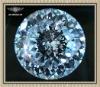 shinning precious high-quality artificial zircon gemstone