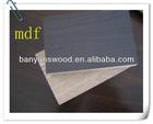mdf shelf / espessuras de mdf / high glossy uv mdf
