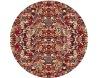 Wool Handmade Carpet Series Round Carpet
