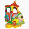 colorful mini train ride children playground equipment
