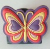 hot selling butterfly shaped magent clip