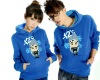 2012 new fashion unisex casual fleeces