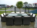 YDL-T20266 10 seater rattan chair
