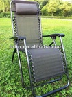 Outdoor recliner chair,folding chair, Made of Fabric and Steel Tube