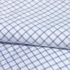 "Latest 100% Cotton Fashion 58/60""Plaid woven Fabric"