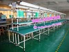 Industry Steel Pipe Product-line / pipe rack system