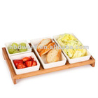 Bamboo multipurpose serving Tray