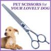 "ThreeDarts Professional pet grooming scissors 7.0""-9.5"""