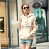 hot sale lady fashionable sweatshirt