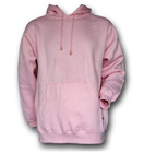 CVC60/40 kangaroo pocket men's hoody pullover