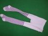 children print pantyhose tights stripe