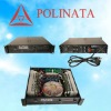 Professional portable high power amplifier