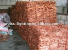 copper wire scrap 96%min
